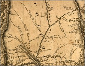 Lewis and Clark : Mapping on the Trail
